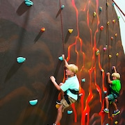 Outdoor Rock Climbing
