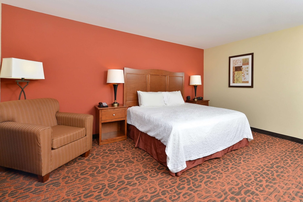 Room, Hampton Inn Clinton, IA