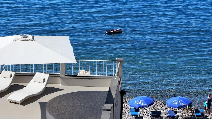 Hotel Cutimare - Aeolian Charme
