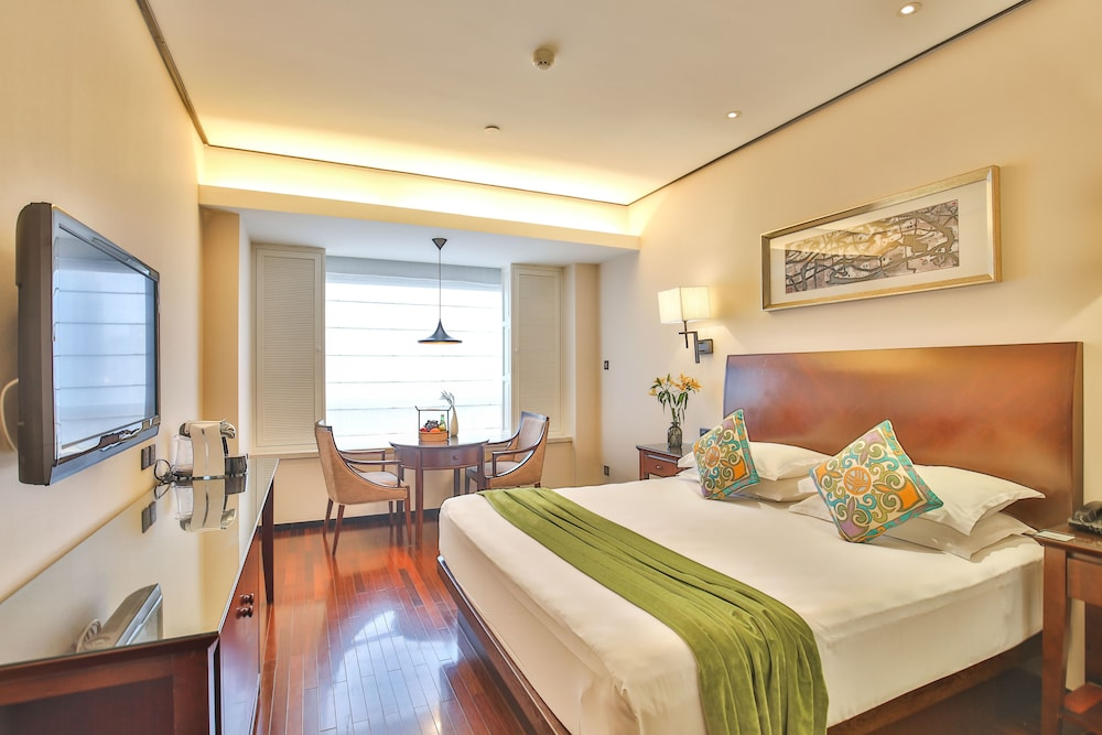 Room, SSAW Boutique Hotel Shanghai Bund(Narada Boutique YuGarden)