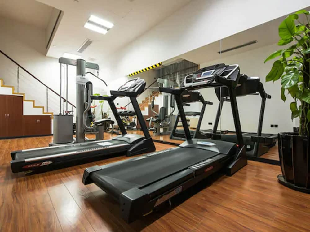 Gym, SSAW Boutique Hotel Shanghai Bund(Narada Boutique YuGarden)