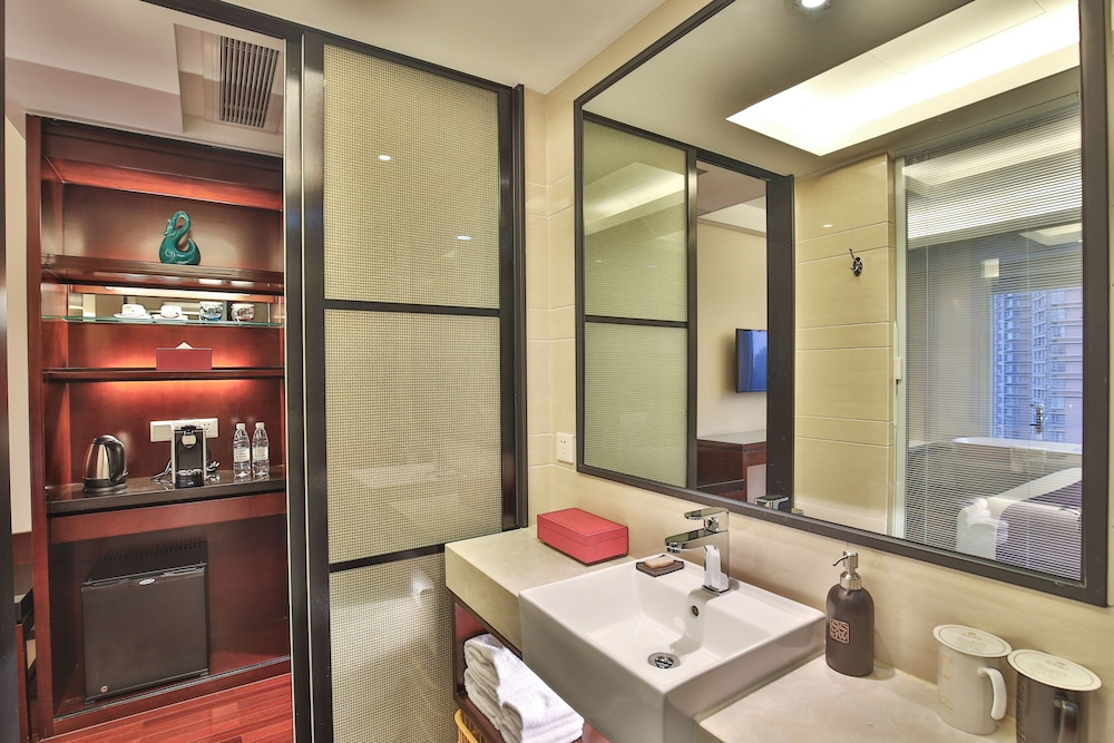 Bathroom, SSAW Boutique Hotel Shanghai Bund(Narada Boutique YuGarden)