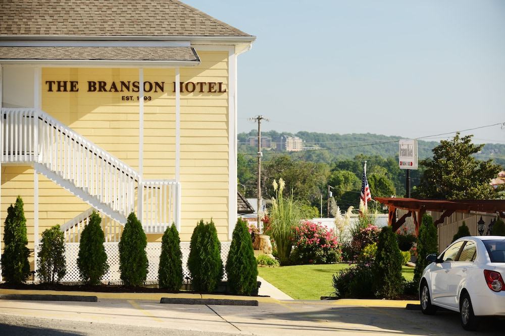 View from Property, The Branson Hotel