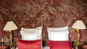 Italienske lagner fra Frette, allergivenligt sengetøj