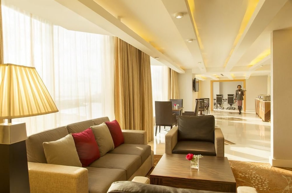 Executive Lounge,  Lagos Continental Hotel