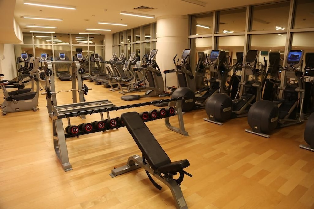 Fitness Facility,  Lagos Continental Hotel