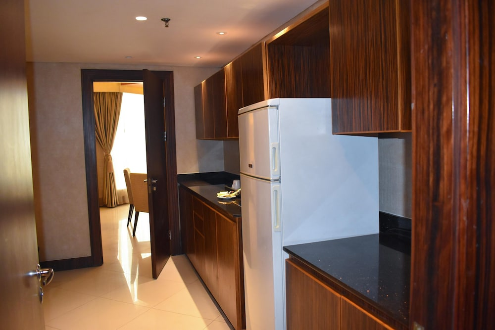 Private Kitchenette,  Lagos Continental Hotel