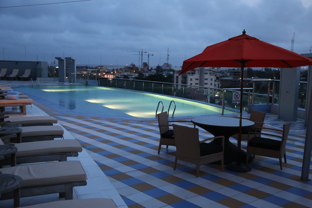 Terrace/Patio,  Lagos Continental Hotel