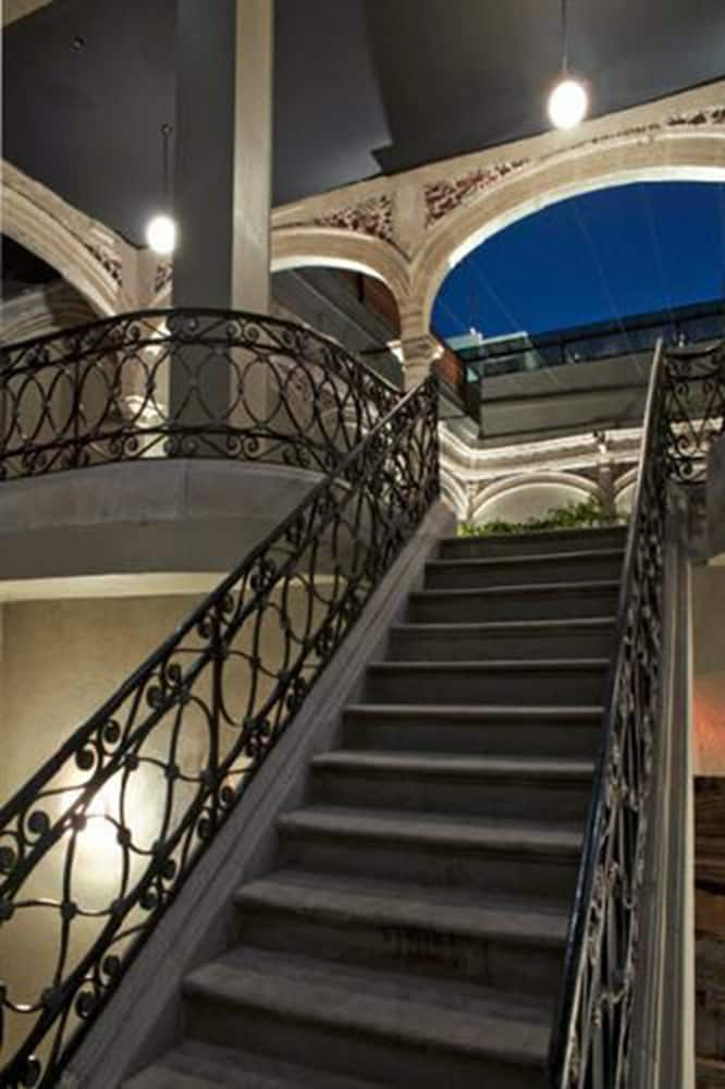 Staircase, Downtown