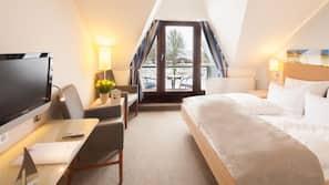Allergikerbettwaren, Daunenbettdecken, Zimmersafe, kostenloses WLAN