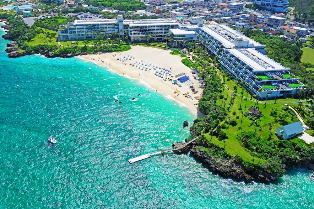Hotel Moon Beach 3 5 Out Of 0 Aerial View Featured Image