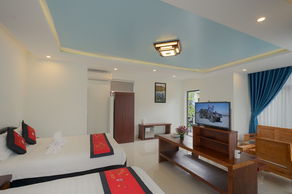 Living Area, Betel Garden Villas