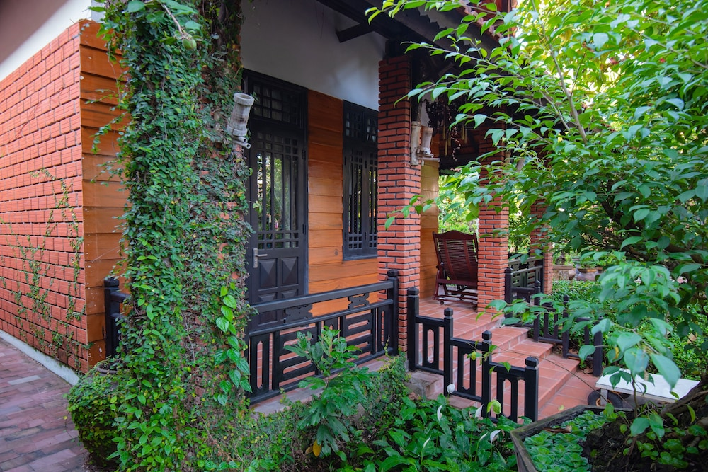 Terrace/Patio, Betel Garden Villas