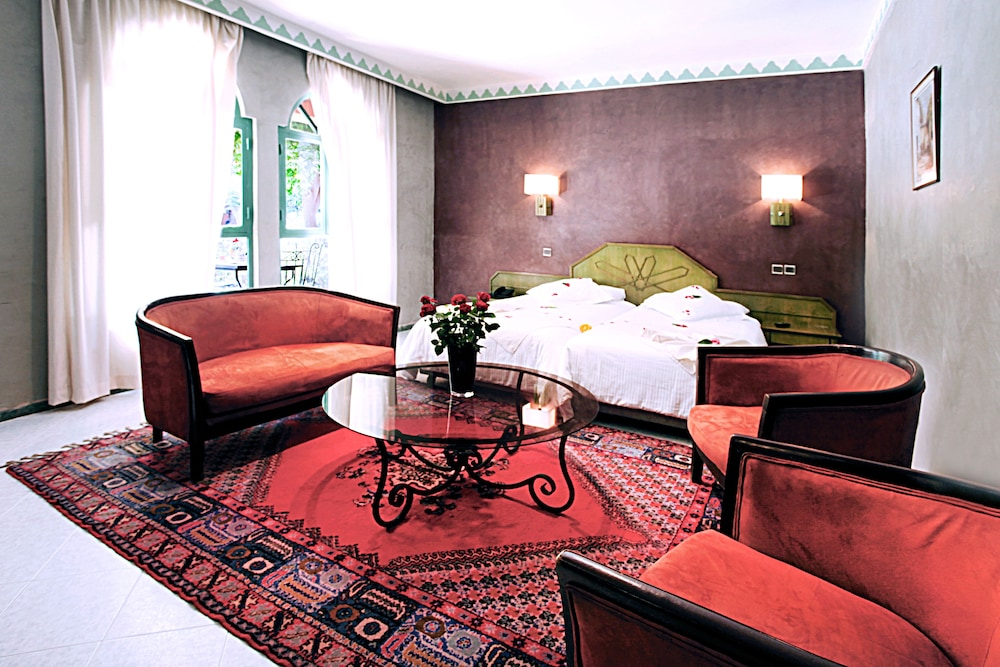 Living Area, Hôtel Chems