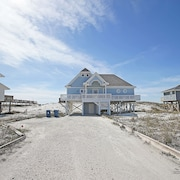 Down The Hatch - Gulf Front Home - Signature Properties