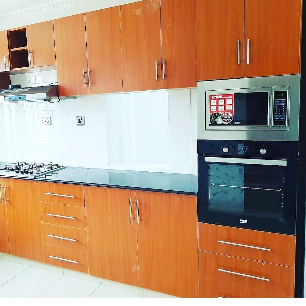 Private Kitchen, Sofitel 3 Bedroom Fully Furnished Apartment Where Prestige Meets Serenity