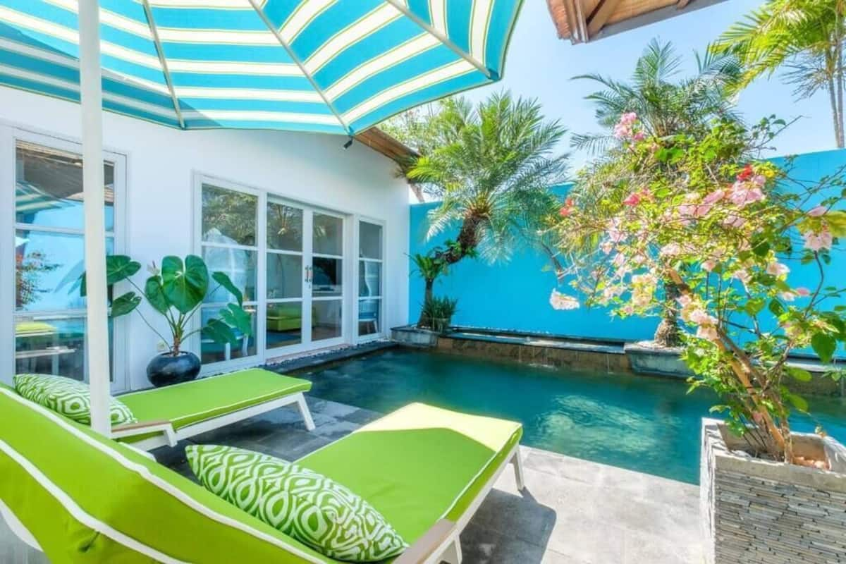 This Villa Is A 1 Bedroom 1 Bathrooms Located In Denpasar Bali 2021 Room Prices Deals Reviews Expedia Com