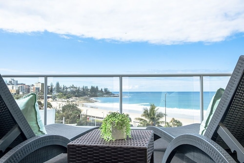 ?top Floor Kings Beach Views? Private Rooftop Terrace With Sauna and spa Bath +