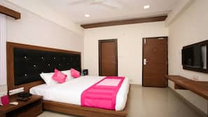 Select Comfort beds, free WiFi