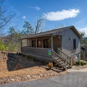 Mountain Serene #119 by Aunt Bug's Cabin Rentals