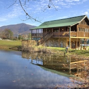 A Fishing Hole #156 by Aunt Bug's Cabin Rentals
