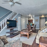 New! Ideally Located Tampa Townhome w/ Shared Pool