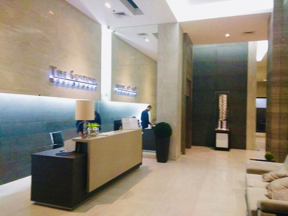 Reception, The Sentinel Residences