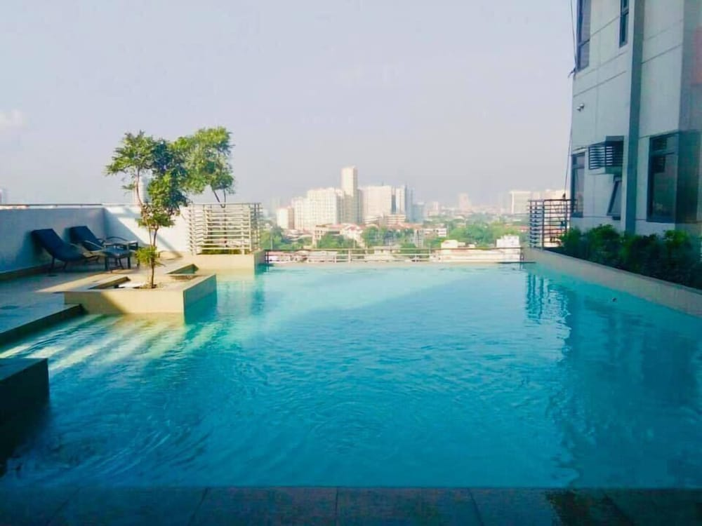 Pool, The Sentinel Residences