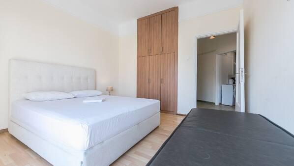 2 soveværelser, Wi-Fi, sengetøj