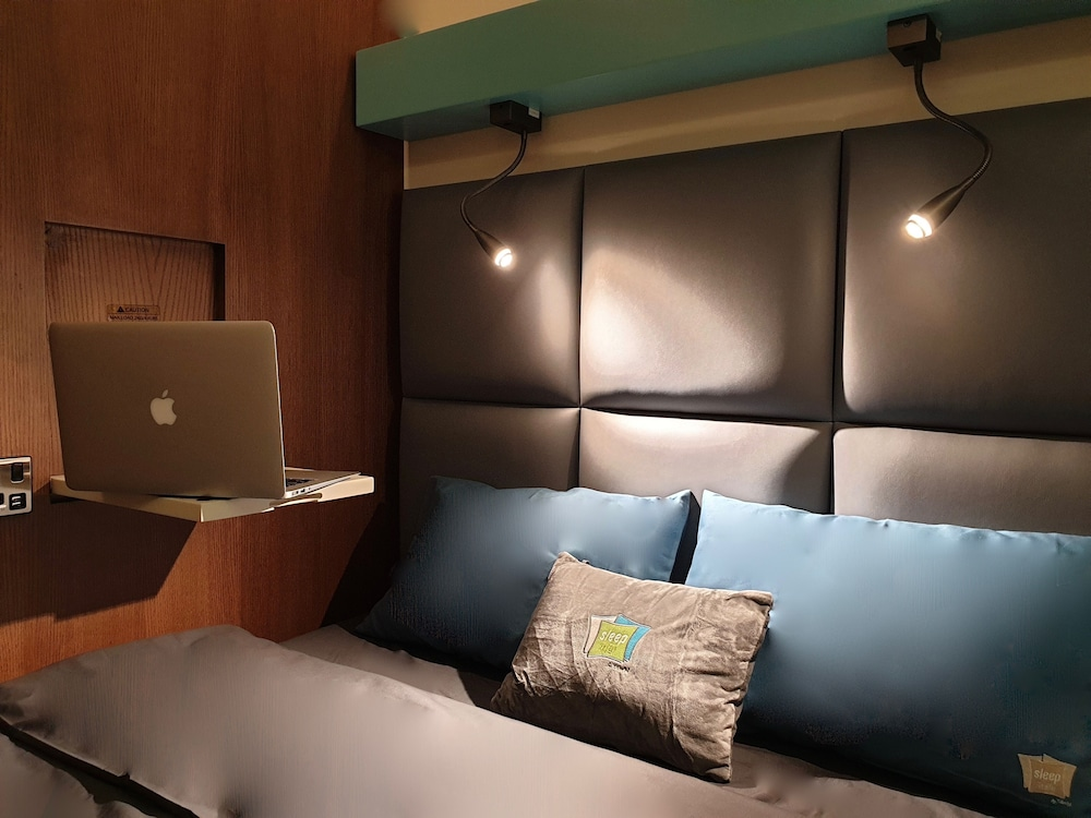 Room, sleep 'n fly Sleep Lounge, Doha Hamad International Airport (Transit Area)