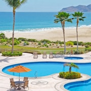 Beachfront Oasis With Activities Nearby at Casa del Mar Pelicano 301 - 1BR Option