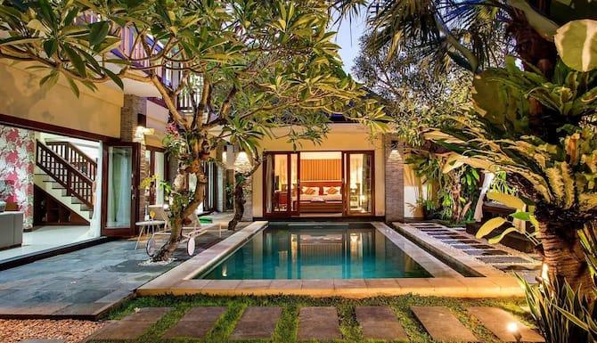 Samudra 2 Luxury 1br Private Pool Villa Bali 2021 Room Prices Deals Reviews Expedia Com