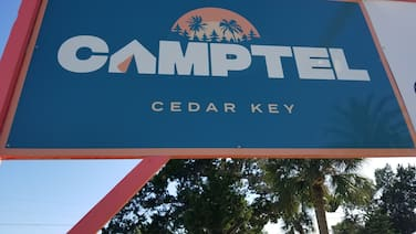 Camptel Resort Cedar Key