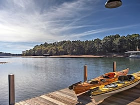 Anderson/lake Hartwell, Close To Clemson 5 Bedroom Home