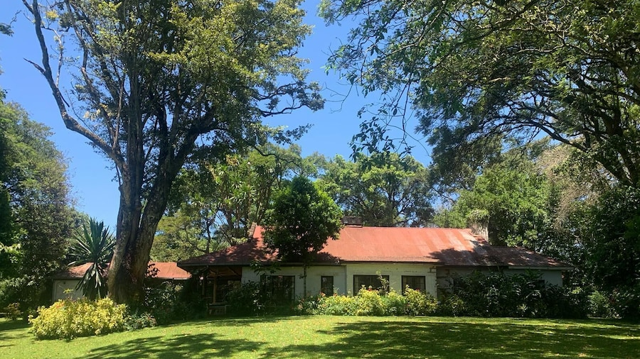 Kawamwaki Farm House