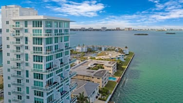 Waterfront Condos by Sextant