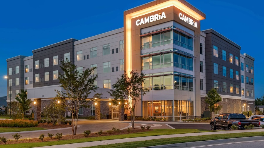 Cambria Hotel Greenville