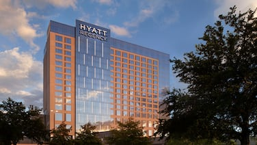 Hyatt Regency Frisco-Dallas