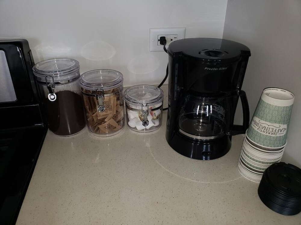 Coffee and/or Coffee Maker, Thomas Jefferson Towers