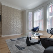 NEW Stylish 3BD Flat in the Heart Liverpool City