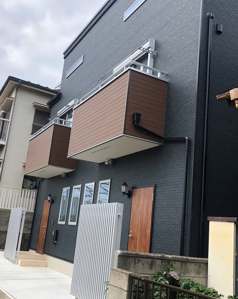 Exterior, Newly Built Maisonette Detached House B Directly / Chiba Chiba
