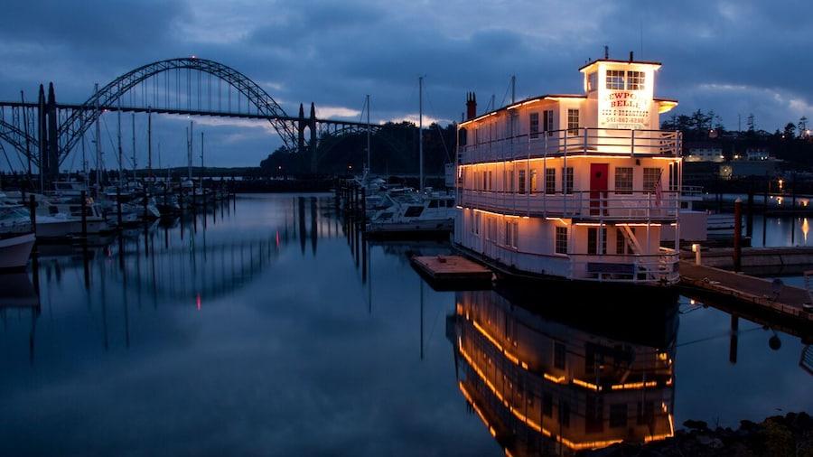 The Newport Belle