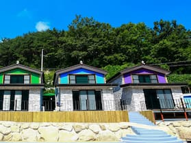Pocheon stream pension