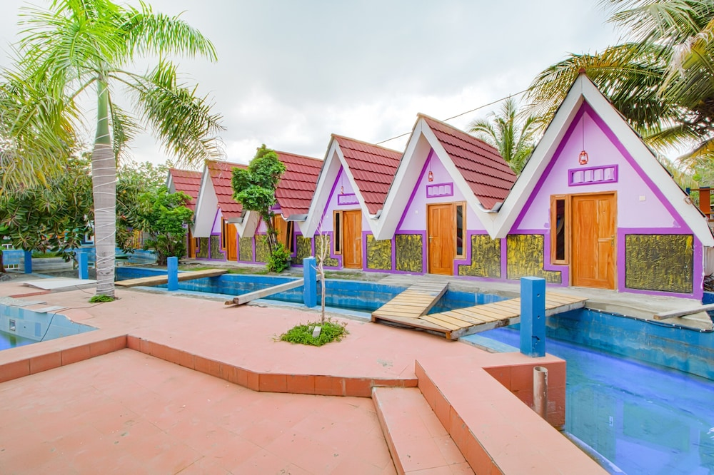 Pool, Pantai Suwuk River View Bungalow