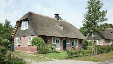 Detached Holiday Home With two Bathrooms 2 km From Appelscha