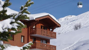 Comfortably Furnished Apartment at an Altitude of 1900 m