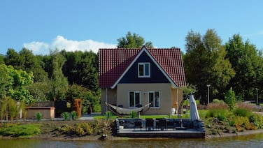Well-kept House With a Jacuzzi, 20 km. From Assen