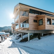 Luscious Chalet in Schladming With Whirlpool & Sauna