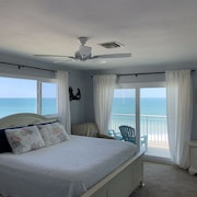 Private Beach Front Condo