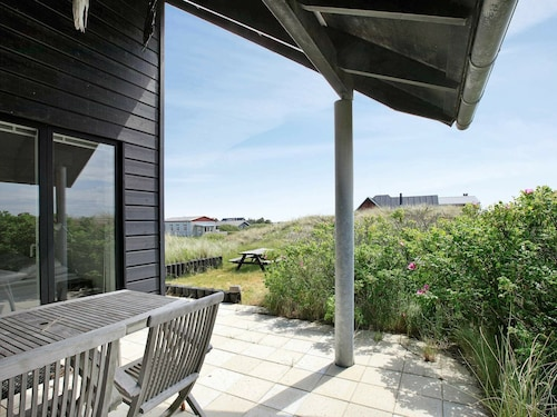 Modern Holiday Home in Romo Denmark With Terrace